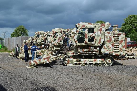 explosive ordnance disposal equipment