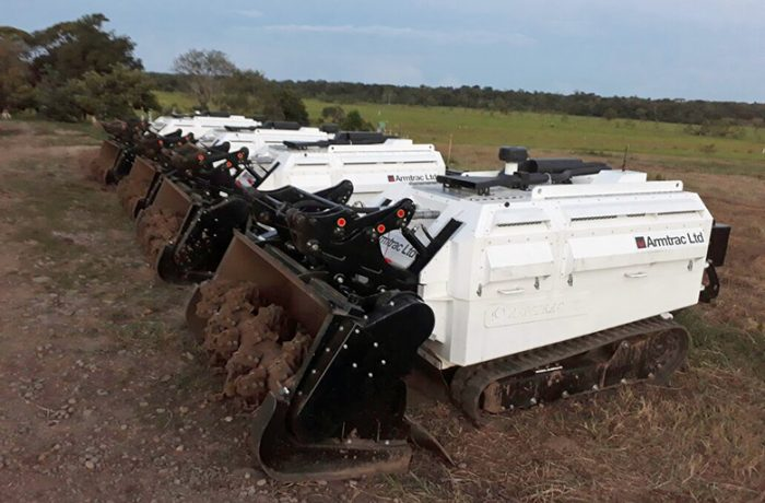 4 x A20T Mk2 in Colombia with Norwegian People's Aid
