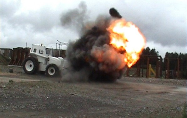 A100 Blast 7-25-10 1.6 Kg