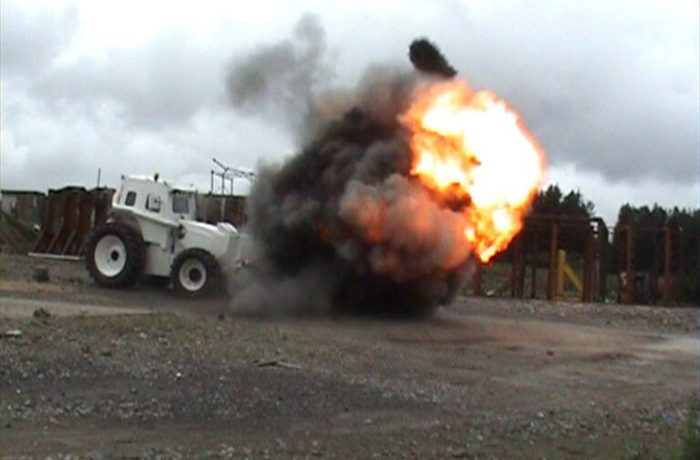 A100-350 Mk1 Blast 7-25-10 1.6 Kg