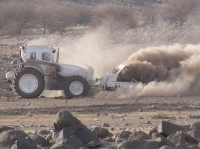 A100 in North Sudan