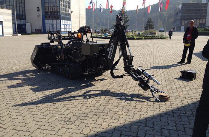A20T at NATO EOD Trials
