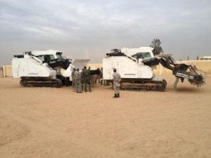 explosive ordnance disposal company